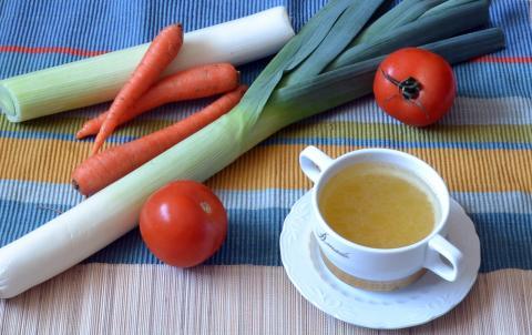 Caldo de verdura